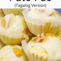 Puto Pao (Tagalog Version)