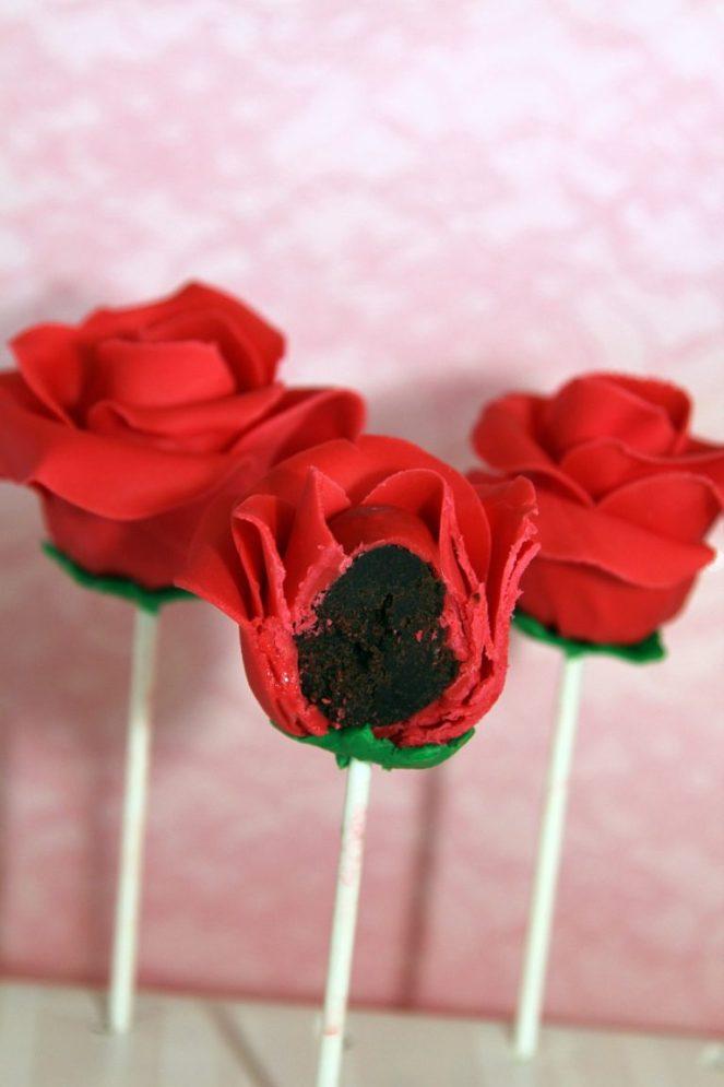 Cake Pops Roses, Cake Pops Pinoy Style