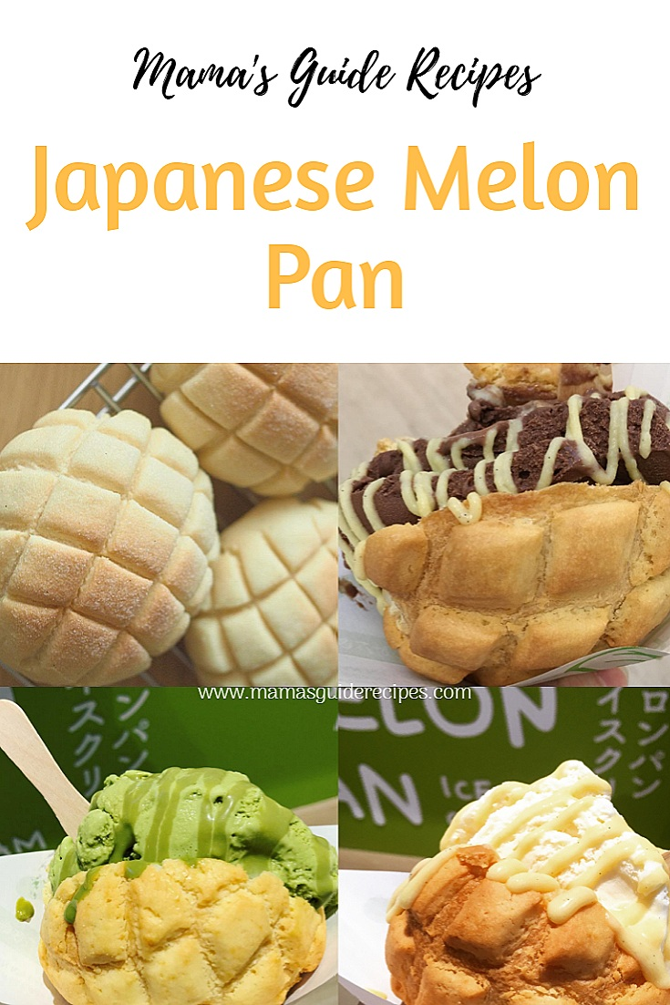Japanese Melon Pan Mama S Guide Recipes