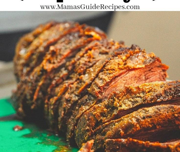 Roast Beef (Filipino Style)
