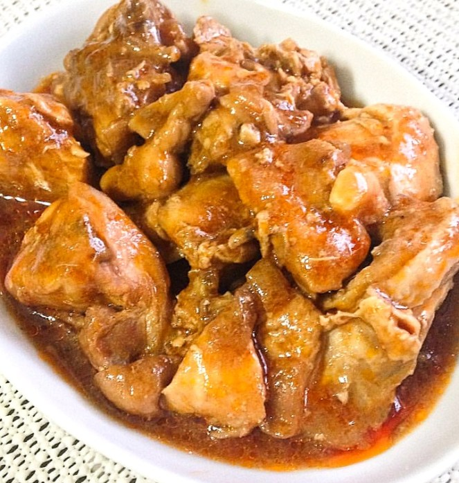 Sweet Chicken Asado Recipe