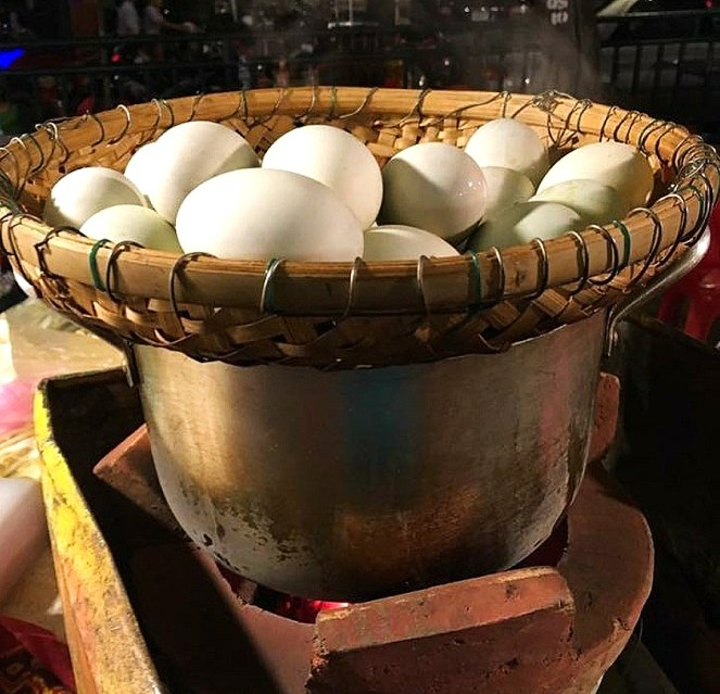 How to make Balut
