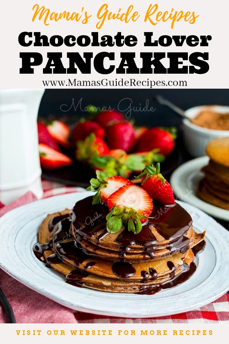 Chocolate Lover Pancakes
