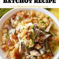 Authentic La Paz Batchoy Recipe