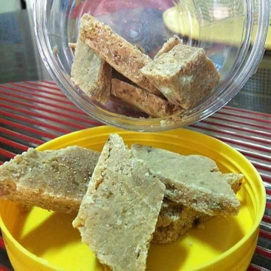 Molido (Sweet Potato Candy Recipe)