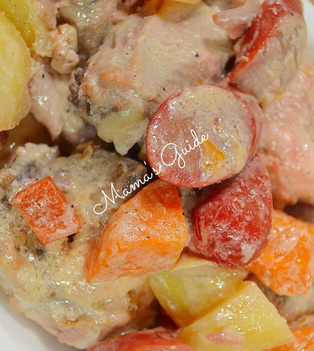 Chicken Pastel Recipe (Tagalog Version)