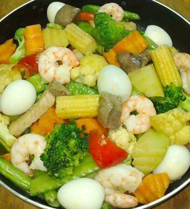 how to cook lomi soup panlasang pinoy