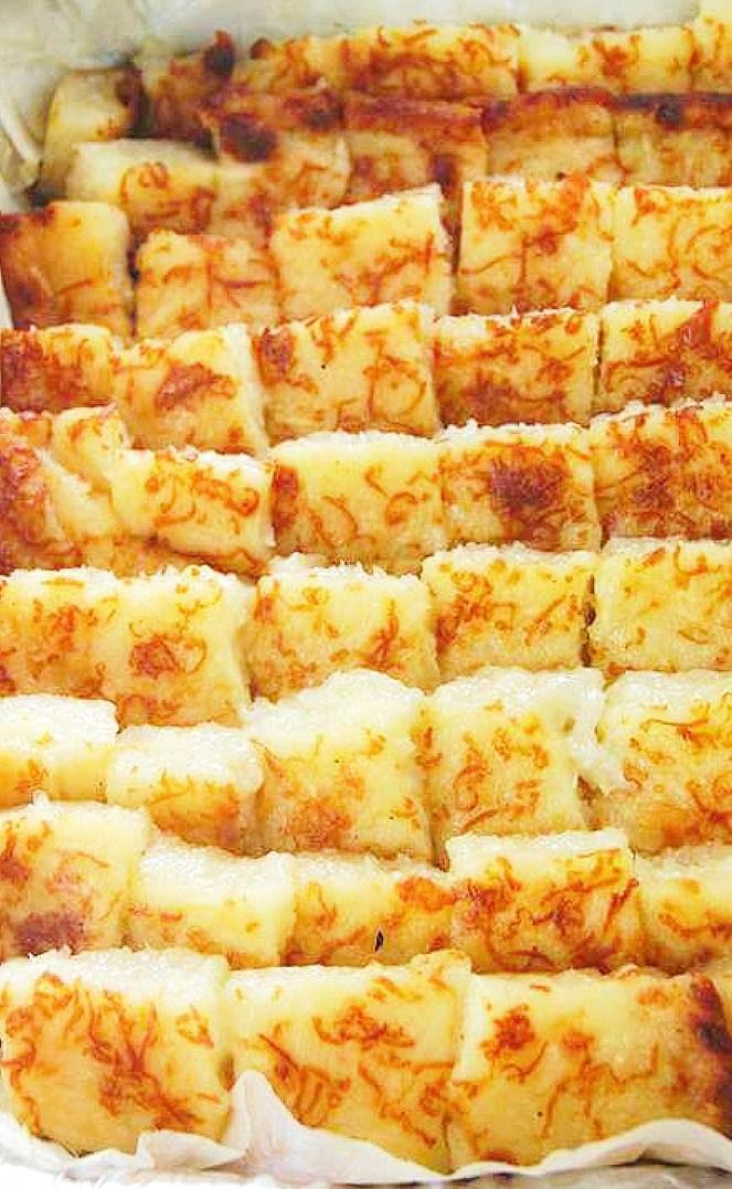 Cassava Bibingka Recipe