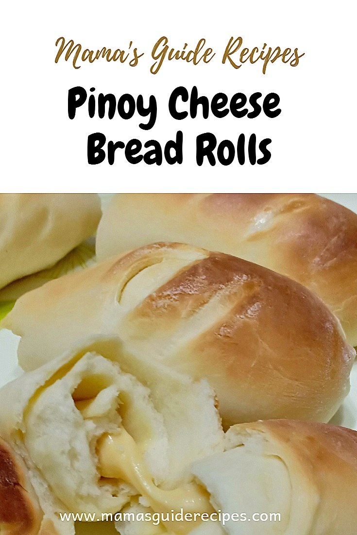 Pinoy Cheese Bread Rolls