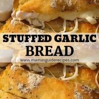 Stuffed Garlic Bread