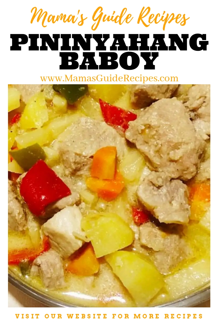 Pininyahang Baboy