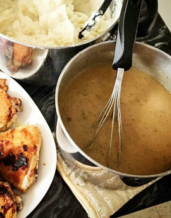 Jollibee style gravy gravy recipe gravy panlasang pinoy jollibee gravy recipe homemade delicious gravy gravy forumfinder Images