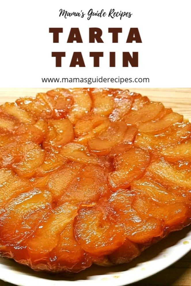 Tarta Tatin Recipe