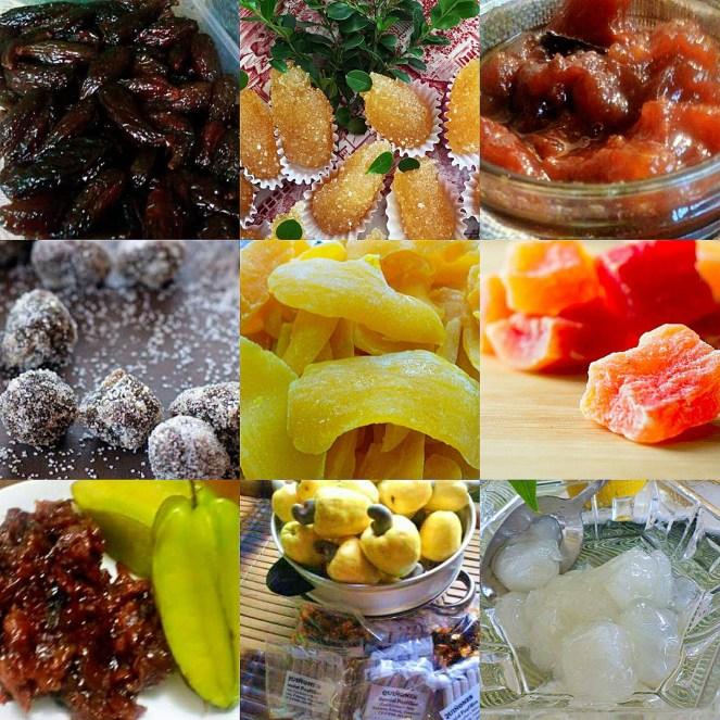 Homemade Fruit Candies