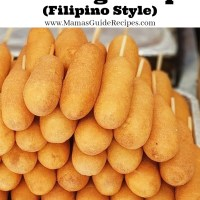 CORNDOG RECIPE (Filipino Style)