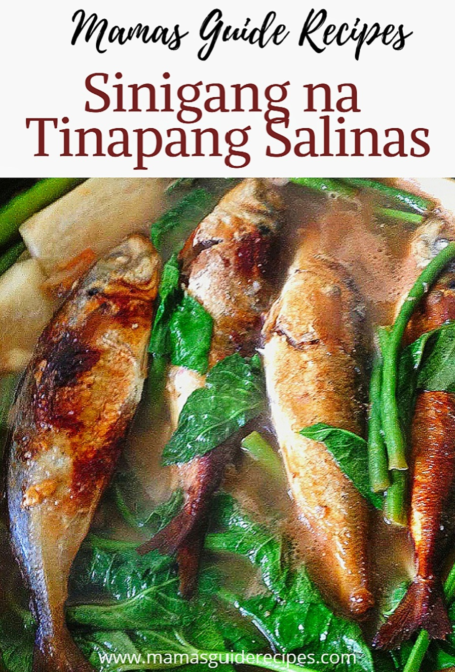 Mamas guide recipes make life more delicious with mamas guide sinigang na tinapang salinas forumfinder Gallery