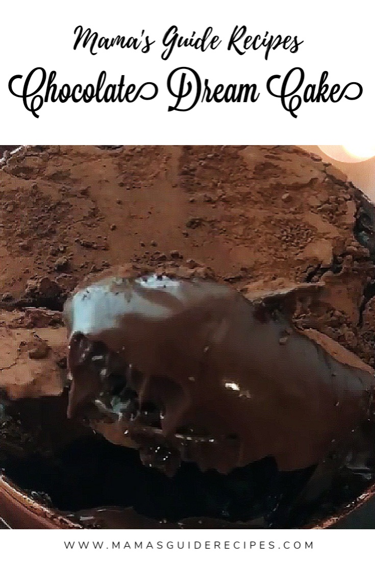 MAMA'S CHOCOLATE DREAM CAKE RECIPE (Copycat)