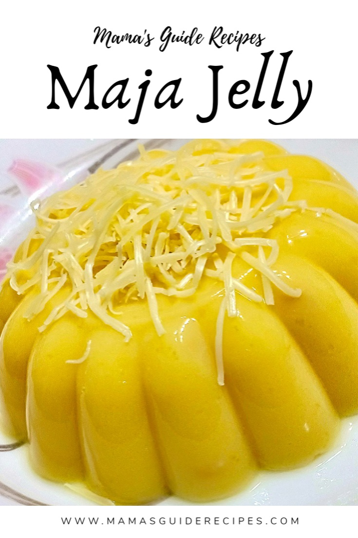 Maja Jelly Recipe