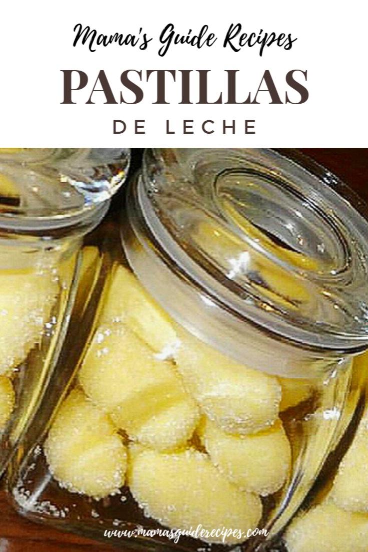Pastillas de Leche