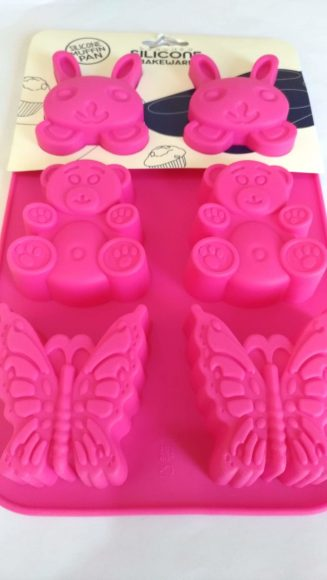 Silicone Muffin Pan Animal Shape