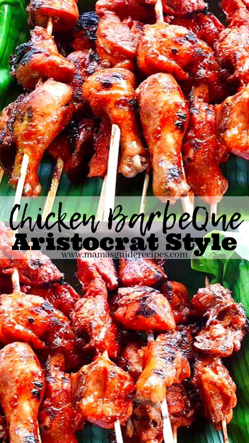 CHICKEN BARBECUE (ARISTOCRAT STYLE)