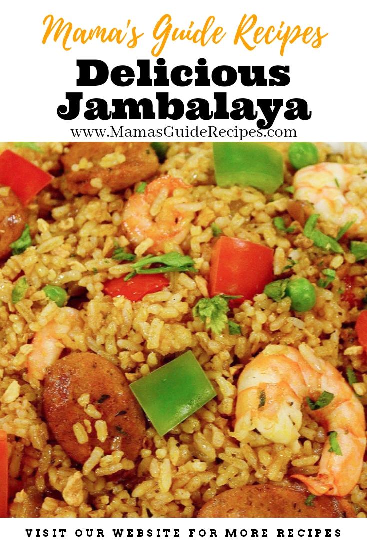 Delicious Jambalaya
