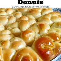 Condensed Milk Donuts