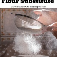 Self Raising Flour Substitute