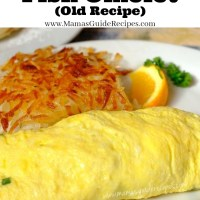 Fish Omelet
