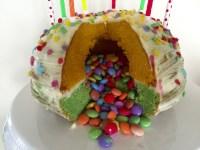 Pinata Kuchen zum Geburtstag - mamaskiste.de