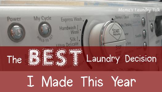 Mama's Laundry talk