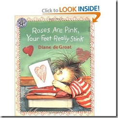 Roses are Pink