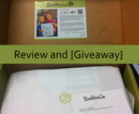 Mama's Review: BabbaCo Activity Boxes