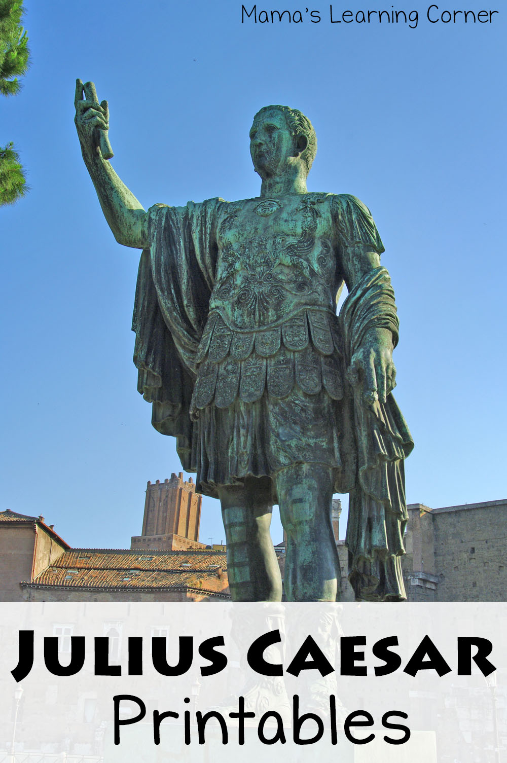 medium resolution of Free Printables for Julius Caesar Unit Study - Mamas Learning Corner
