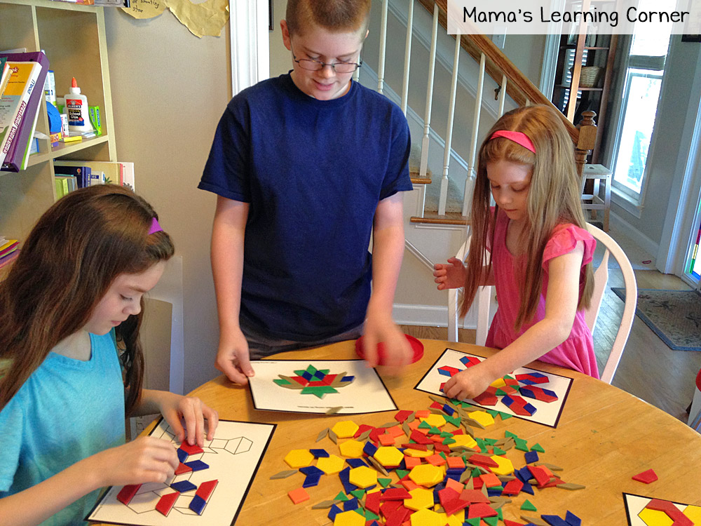 Pattern Blocks for All Ages