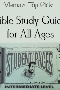 Bible Study Guide for All Ages Curriculum