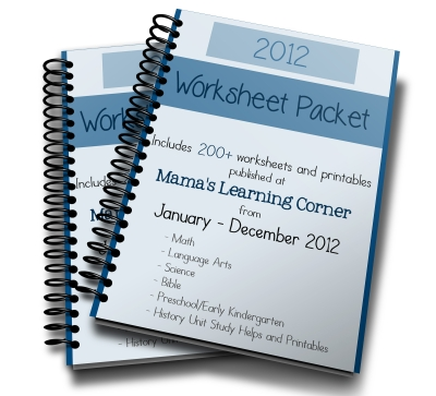 Printable Worksheet Packets