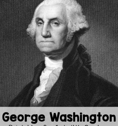 George Washington Worksheets - Mamas Learning Corner [ 1333 x 1000 Pixel ]