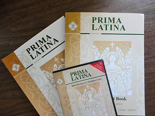 Prima Latina for Third Grade