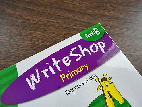 WriteShop Primary Book B