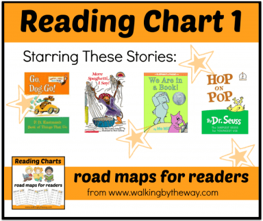 Reading Charts for Early Readers