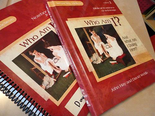 Teaching my children a Biblical Worldview
