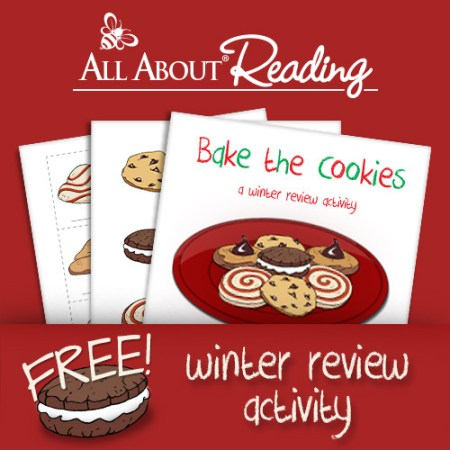 FREE Download:  Bake the Cookies Review Activity from All About Learning