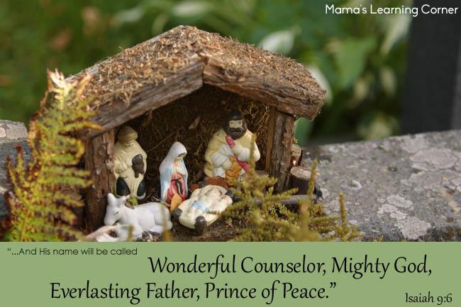 Merry Christmas - Isaiah 9:6