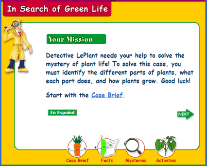 Plant Life Game