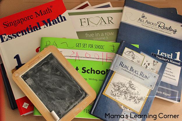 Kindergarten Curriculum Plans 2014-2015