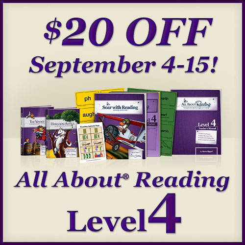 All About Reading Level 4 Discount