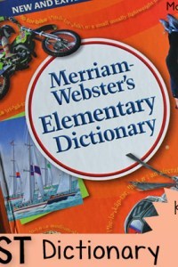 The Best Dictionary for Kindergarten through 2nd Grade