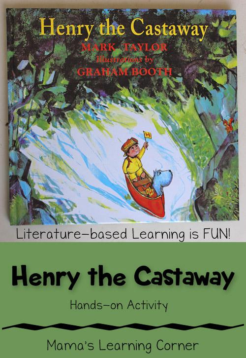 Henry the Castaway activities