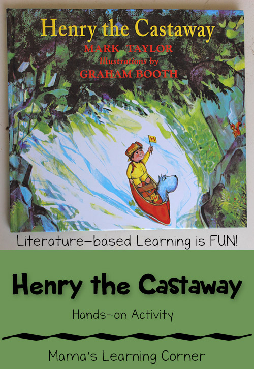 Henry the Castaway activities
